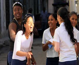 La risa es parte intrínseca de los cubanos