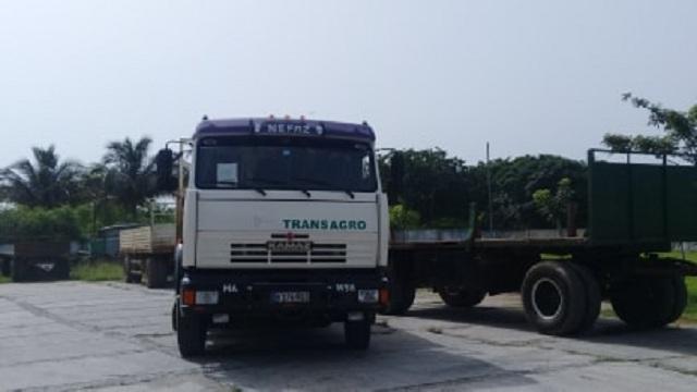 Unidad Empresarial de BaseTransporte Agropecuario Mayabeque.