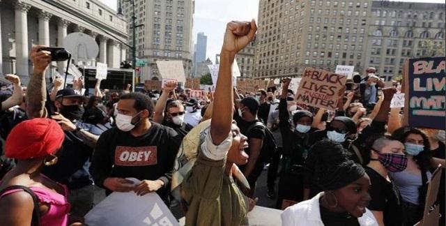 Masivas protestas, recorridos en bicicleta y otros eventos, para exigir justicia racial.