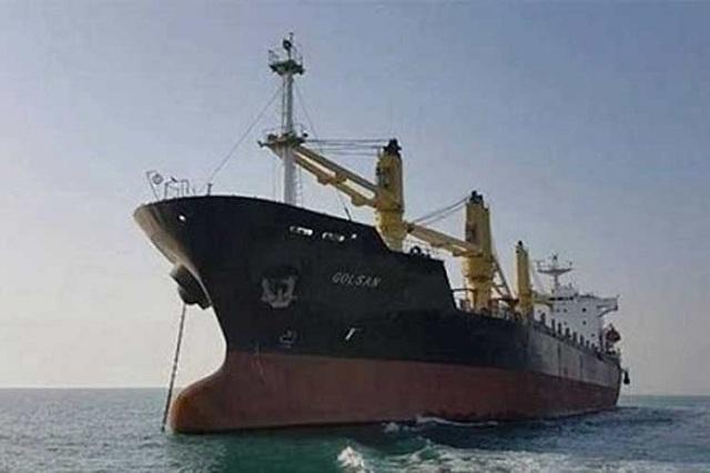 Buque de Irán con alimentos ingresa en aguas venezolanas