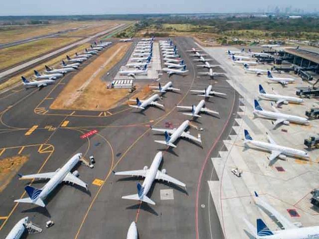 Copa Airlines de Panamá anuncia reinicio de vuelos en agosto