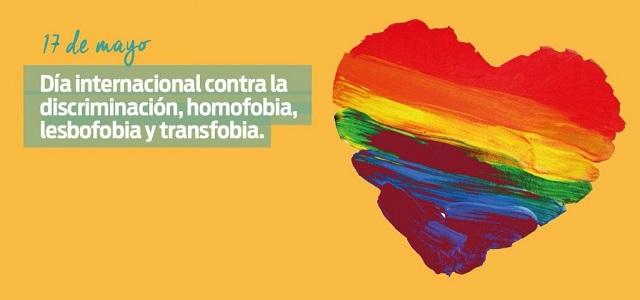 Día Internacional de la lucha contra la homofobia y la transfobia