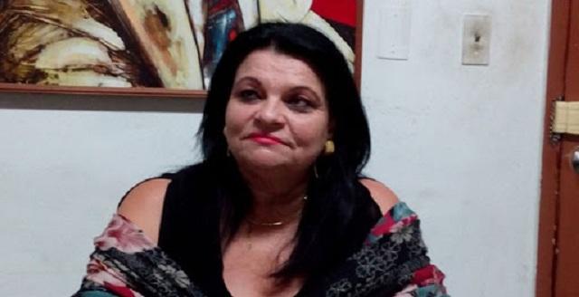 La Secretaria Nacional de los Trabajadores de la Cultura, Nereida López Labrada