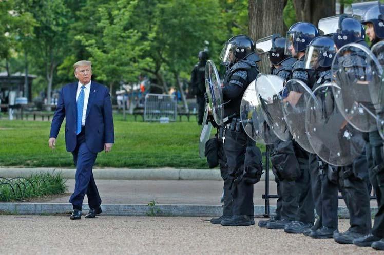 Gobierno de Trump enviará fuerzas federales a más ciudades de Estados Unidos