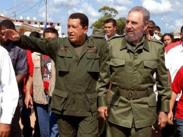 """Fidel: """"Chávez, el mejor amigo de Cuba"""""""