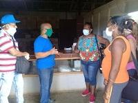 La dirección de inspección en la provincia visitó el Consejo Popular Osvaldo Sánchez.