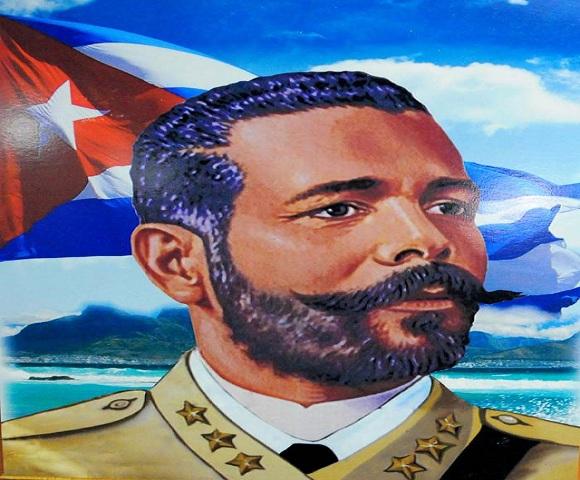 Antonio Maceo y Grajales nació el 14 de junio de 1845