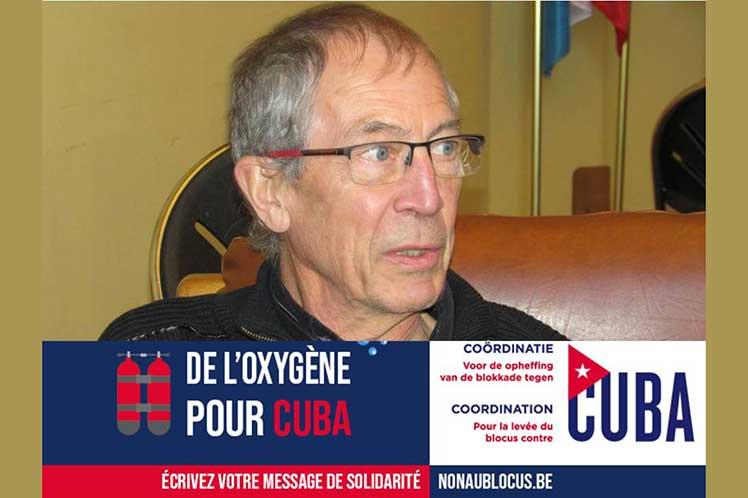 Rechazan en Bélgica bloqueo contra Cuba en nueva campaña