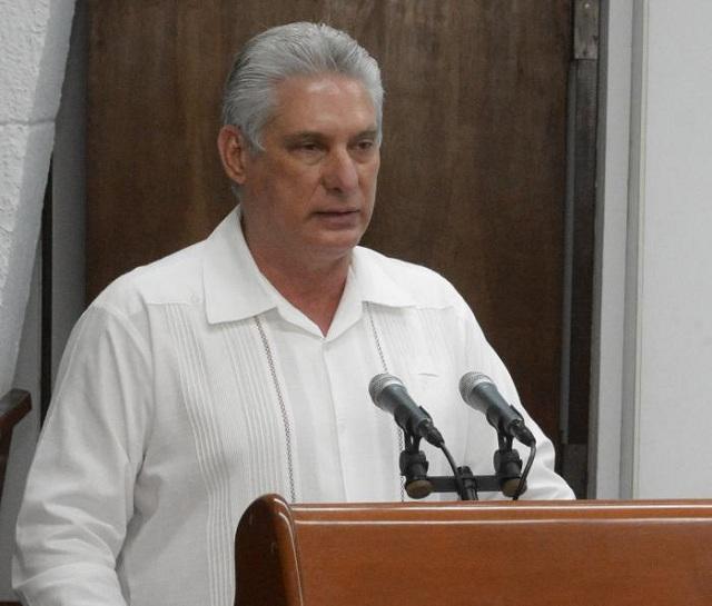 Palabras pronunciadas por Miguel Díaz-Canel Bermúdez en la reunión del Consejo de Ministros, el 16 de julio de 2020