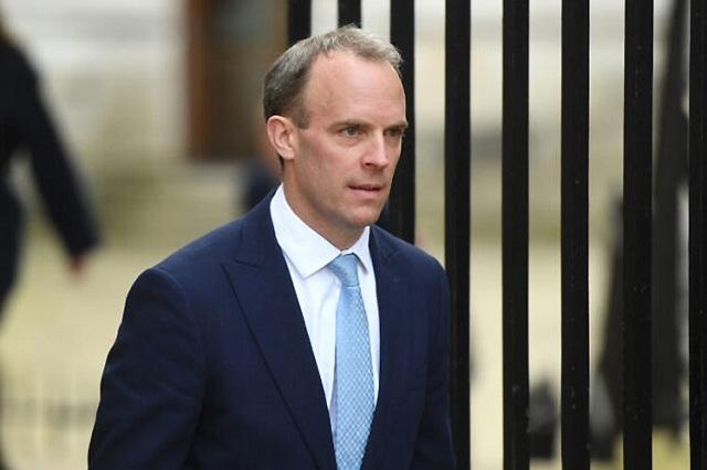 Reino Unido suspenderá tratado de extradición con Hong Kong