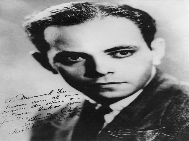 Amadeo Roldán, ícono de la cultura cubana