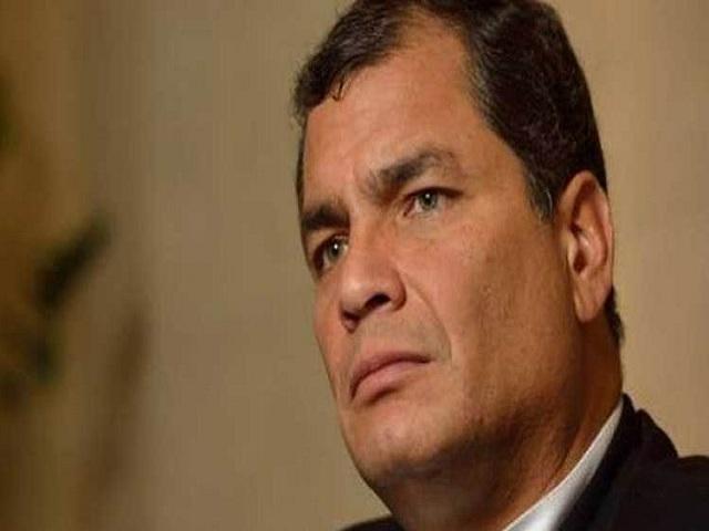 Rechazan en Ecuador la apelación de Rafael Correa