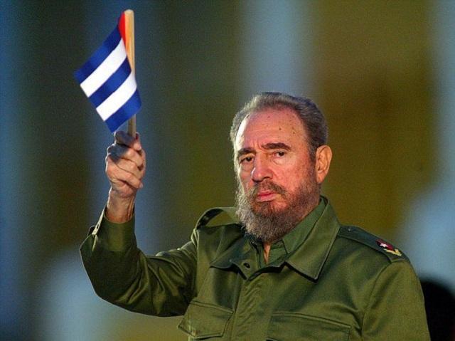 Fidel: guía del proceso revolucionario