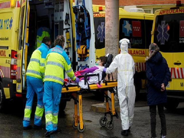 Continúan estragos en el mundo ocasionados por la pandemia.