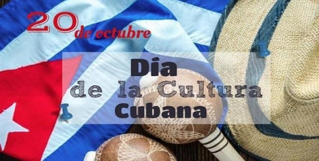 Día de la Cultura Cubana.