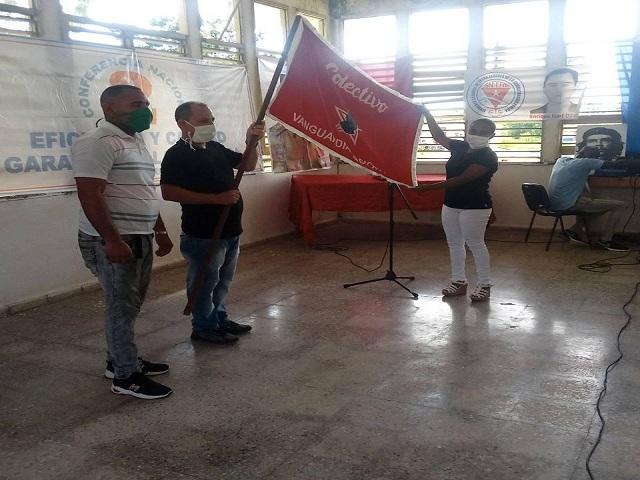 Reconocen centro y trabajadores del sindicato de la Administración Pública (Audio)