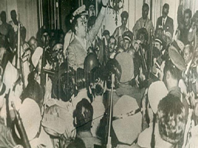 Golpe de Estado: hecho que marcó la historia de Cuba.