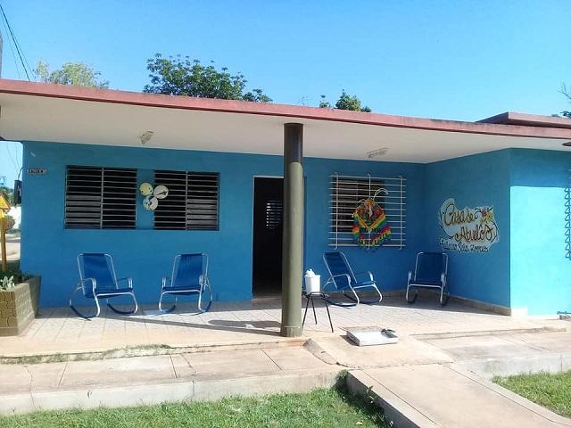 Reabrió Casa de Abuelos de Jaruco