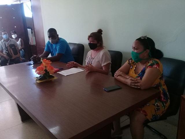 Autoridades de Mayabeque constatan ejecución de programas socioeconómicos en Güines (+Audio)