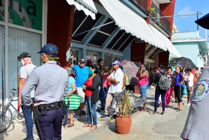 Aplicarán nuevas medidas para evitar actividad económica ilícita en La Habana.
