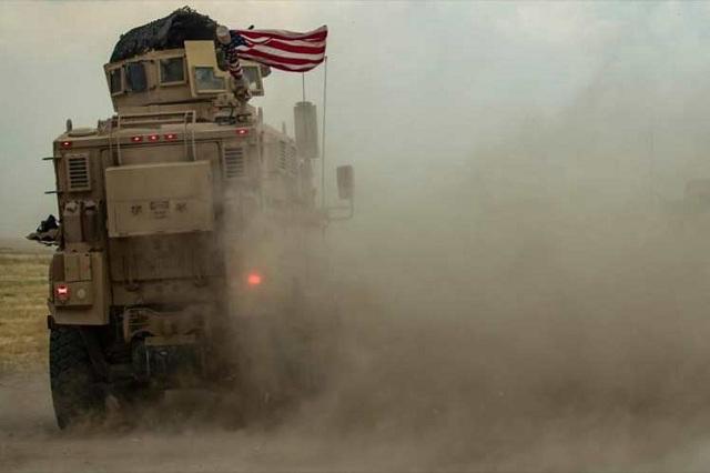 Nuevo ataque contra las fuerzas estadounidenses en Siria.