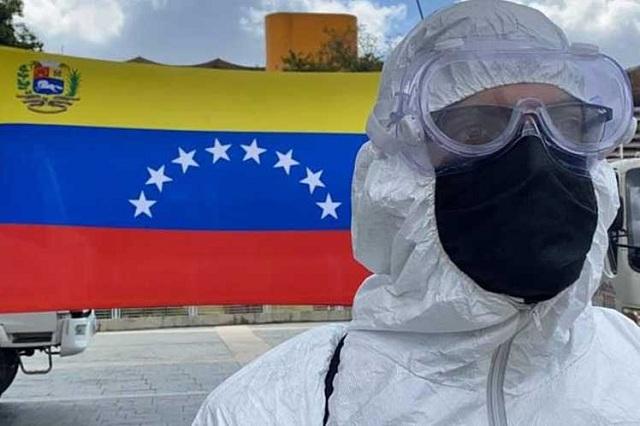 Aumento de los casos de la Covid-19 en Venezuela.