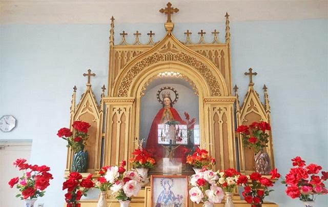 Santa Bárbara, una tradición de Güines