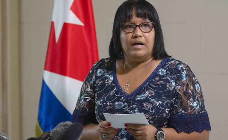 Aplaza Cuba presentación de resolución contra el bloqueo de Estados Unidos