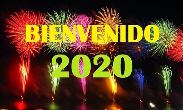 Un 2020 con nuevos retos, perspectivas y sueños.