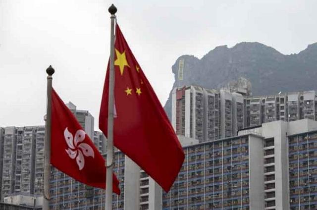 Ley de seguridad nacional en Hong Kong.