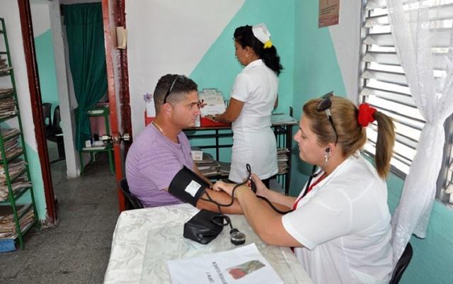 Madruga: Asistencia médica en la presente etapa estival