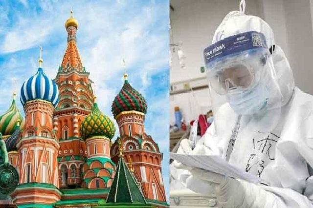 Rusia supera los 700 mil casos positivos de Covid-19.