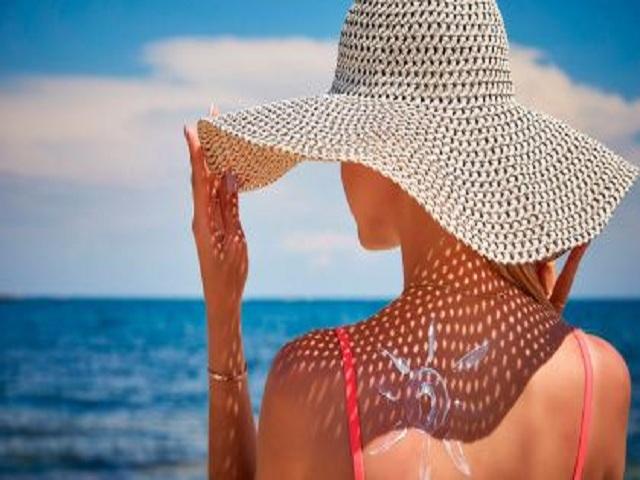 Protegerse del sol en verano