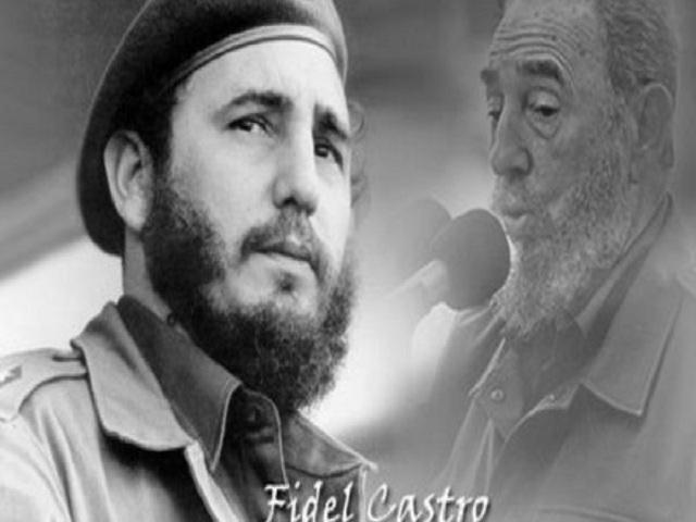 Fidel Castro, un hombre de todos los tiempos.
