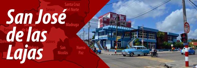 Estampas: San José de las Lajas