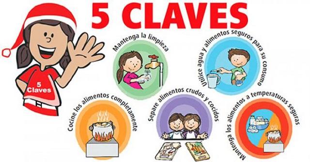 Garantizar la higiene y conservación de los alimentos es salud