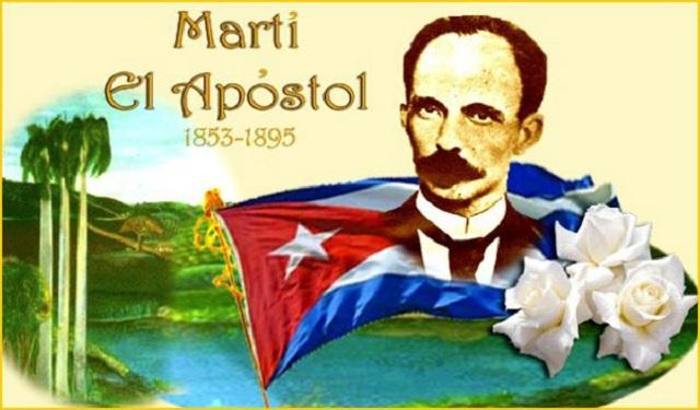 José Julián Martí Pérez, Héroe Nacional de Cuba