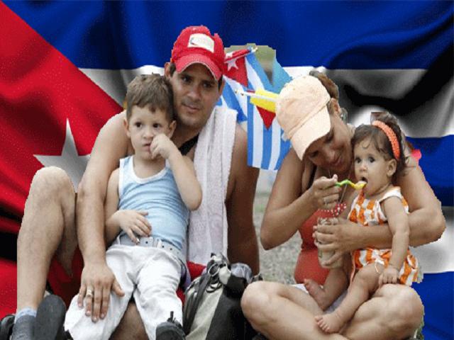 La generosidad de la familia cubana