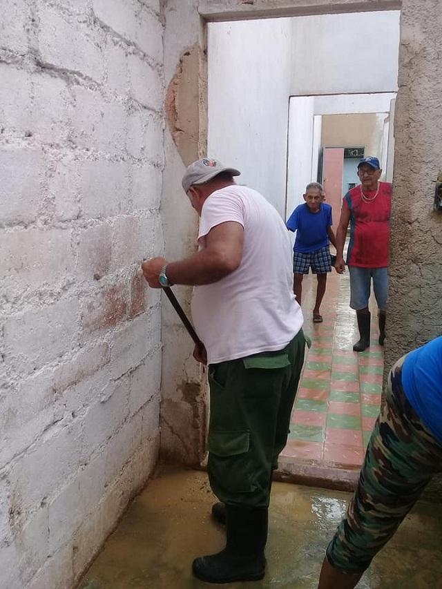 No se reportan lesionados tras tornado en San Nicolás.