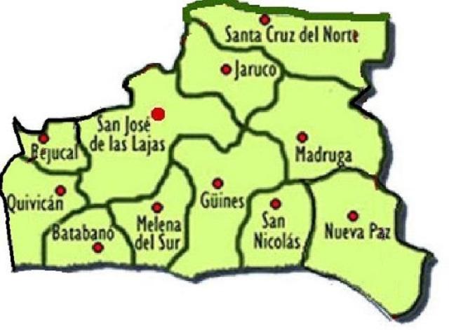Provincia Mayabeque