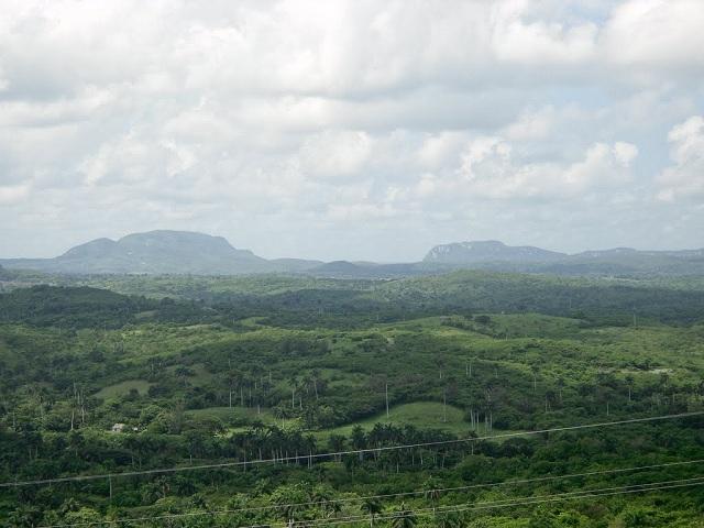 Pan de Matanzas y Loma del Palenque