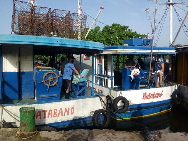 Los trabajadores de la entidad ratificaron sus compromisos productivos para la nueva temporada del crustáceo