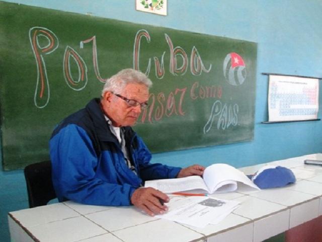 El profe Nardo