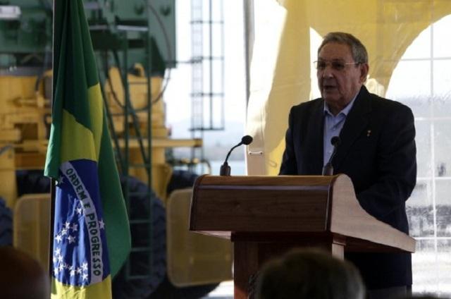 Intervención del Presidente de los Consejos de Estado y de Ministros de la República De Cuba, General de Ejército Raúl Castro Ruz, en el acto de inauguración de la Terminal de Contenedores de Mariel