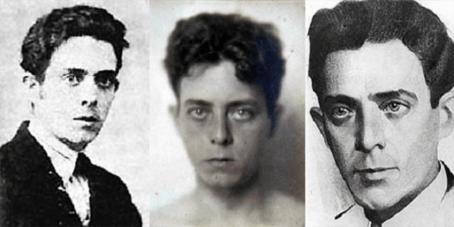 Joven revolucionario Rubén Martínez Villena.