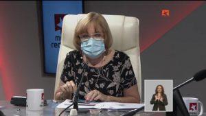 Jefa del Centro  de  Investigación Diagnóstico y Referencia, del Instituto de Medicina Tropical Pedro Kourí, Doctora María Guadalupe Guzmán Tirado.