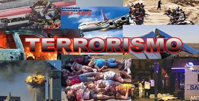 Actos terroristas.