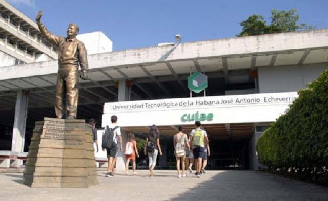 Universidad Tecnológica de La Habana José Antonio Echeverría
