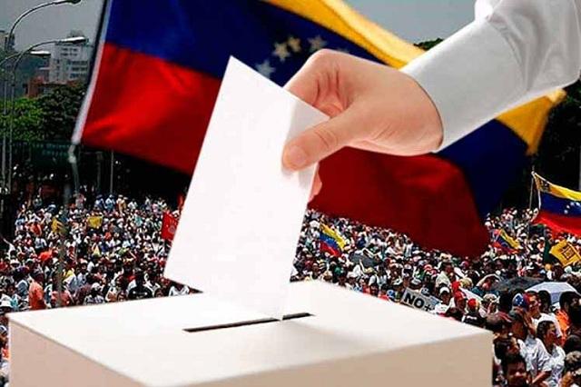 Sondeo augura amplia participación electoral en Venezuela.