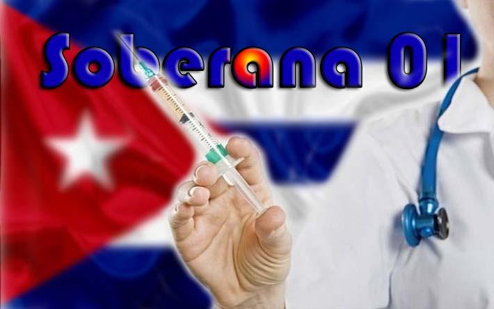 Mesa Redonda: El candidato vacunal cubano  Soberana 01